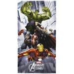 Toalha Aveludada Praia Avengers Vingadores 75x140 Lepper