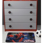 Tapete Transfer Marvel Spider Man City 50x75cm Jolitex