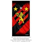 Toalha Veludo Sport Recife 206560 Buettner