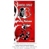 Toalha Veludo Santa Cruz 206554 Buettner