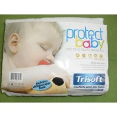 Protetor de Colchão Baby Trisoft Impermeável para Berço 60x130cm