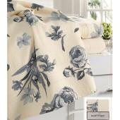 Toalha de Banho Florise Felpudo Estampado Romantica 496992 002