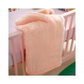 Cobertor Infantil Tradicional Nutria Parahyba Liso ou Mesclado