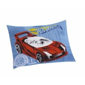 Fronha Avulsa Hot Wheels p/ Travesseiro 50x70cm Lepper