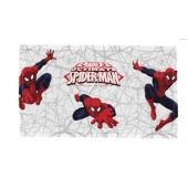 Toalha de Lancheira Spider Man Ultimate Homem Aranha 24x42cm Lepper