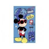 Toalha Estampada Banho Disney Mickey Passaport 70x1,20m Santista