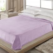 Cobertor Microfibra Casal Magno Liso 2,20x1,80m Corttex