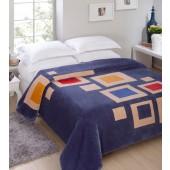 Cobertor Raschel Dakota Casal 1,80x2,20m Jolitex