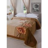 Cobertor Tradicional Plus Pelo Alto Amapola Casal 1,80x2,20m Jolitex