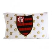 Fronha Licenciada Clubes do Brasil Malha 100% Algodão Flamengo Buettner