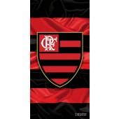 Toalha Time Veludo Algodão Flamengo 48226 Buettner