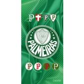 Toalha Time Veludo Algodão Palmeiras 48371 Buettner