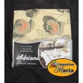 Toalha de Mesa Dupla Face Emborrachada Retangular 1,40x2,20m Adriana