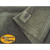 Cobertor Pampa Liso Pura Lã Casal 2,20x2,40m Guaratinguetá