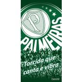 Toalha Time Veludo Algodão Palmeiras 206932 Buettner
